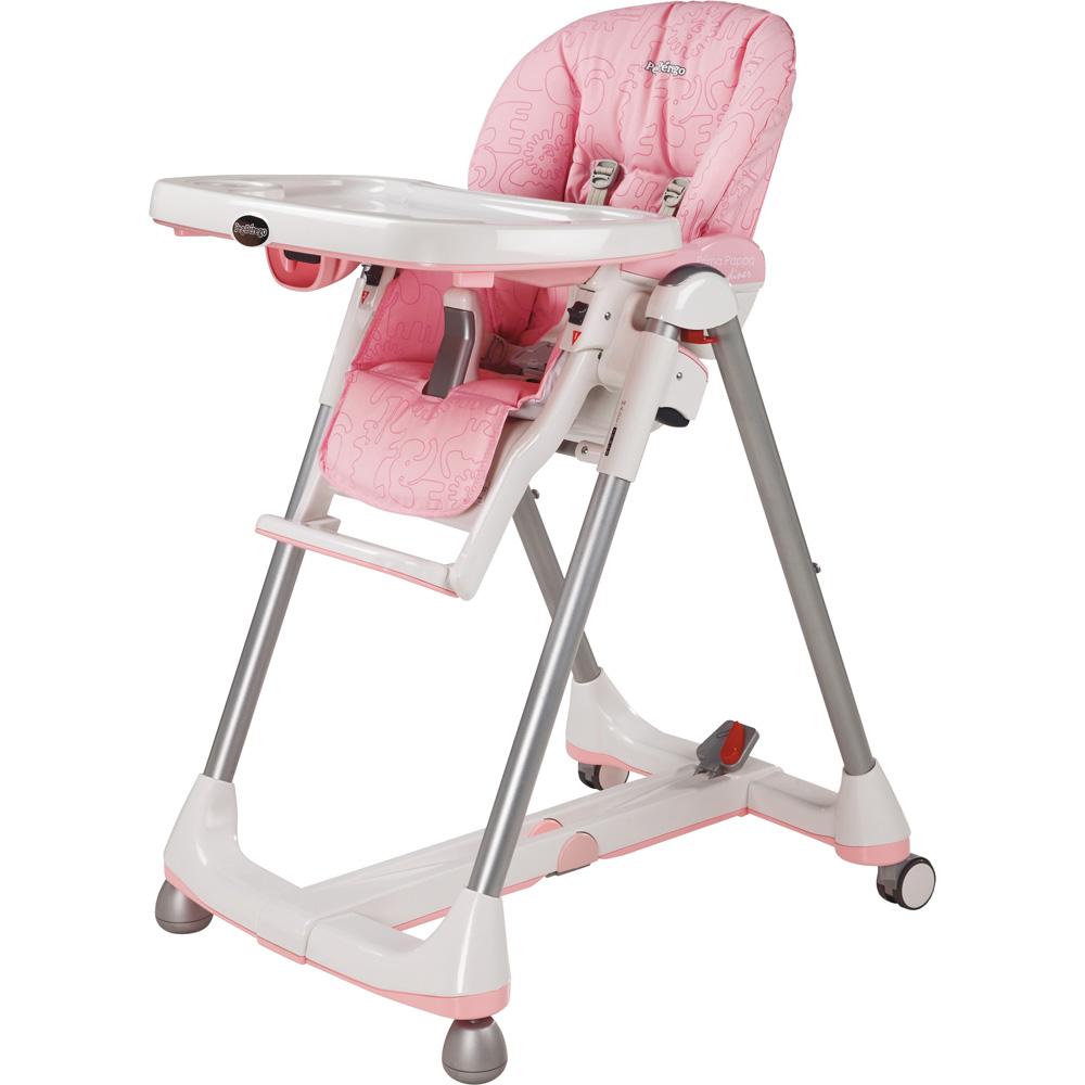 chaise haute b b prima pappa diner savana rosa 15 sur allob b. Black Bedroom Furniture Sets. Home Design Ideas