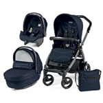 Pack poussette trio book 51 s jet pop up sportivo bloom navy