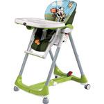 Chaise haute bébé prima pappa diner happy farm pas cher