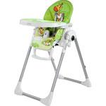 Chaise haute bébé prima pappa zero-3 giraffa verde pas cher