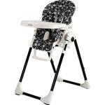 Chaise haute bébé prima pappa zero-3 pavillon black pas cher