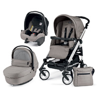 Pack poussette trio easy drive sportivo mod beige