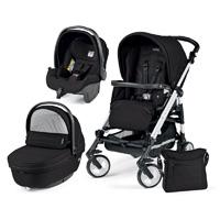 Pack poussette trio easy drive sportivo mod black