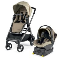 Pack poussette duo ypsi class beige