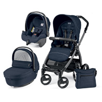 Pack poussette trio book s jet sportivo mod navy