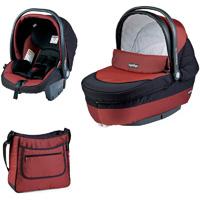 Set modular k (nacelle + kit auto+ groupe 0 + sac borsa) boheme 2012
