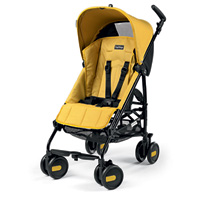 Poussette canne pliko mini classico mod yellow