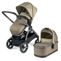 Pack poussette duo ypsi combo class beige