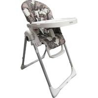 Chaise haute bébé prima pappa zero-3 dino park marrone
