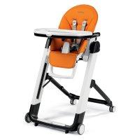 Chaise haute bébé follow me siesta arancia