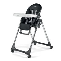 Chaise haute bébé follow me prima pappa hi-tech licorice