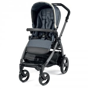 Poussette 4 roues book 51 luxe mirage