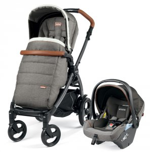 Pack poussette duo book 51 lounge polo
