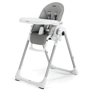 Chaise haute bébé prima pappa zero-3 ice