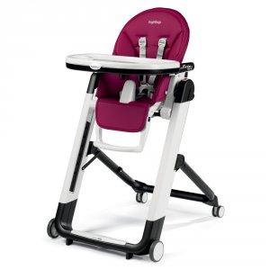 Chaise haute bébé follow me siesta berry