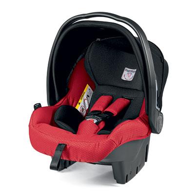 Siège auto coque bébé groupe 0 + primo viaggio sl mod red Peg perego