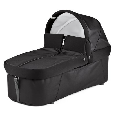 Nacelle souple book for two class black Peg perego