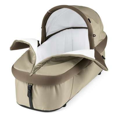 Nacelle souple book for two class beige Peg perego