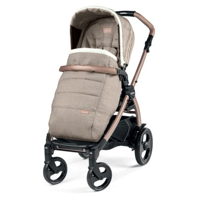 Pack poussette duo book 51 lounge mon amour Peg perego