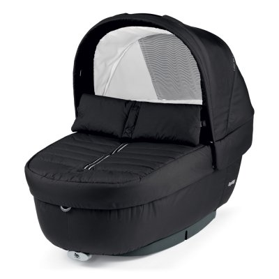 Pack poussette trio book plus pop up completo breeze noir Peg perego