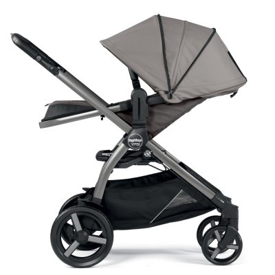 Pack poussette trio book s jet pop up sportivo bloom red Peg perego