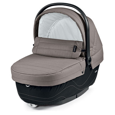 Pack poussette trio book s jet hamac pop up bloom beige Peg perego