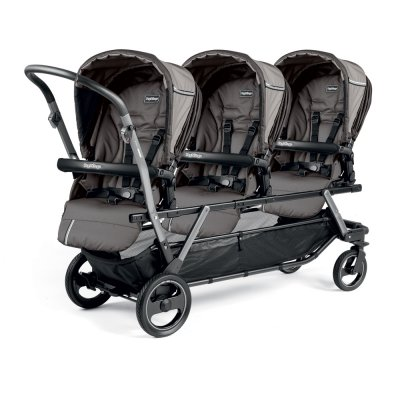 Poussette triple piroet pop up Peg perego