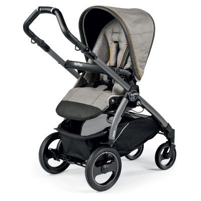 Pack poussette trio book 51 s jet pop up completo luxe grey Peg perego