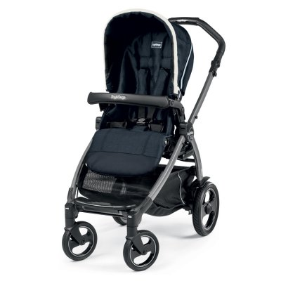 Pack poussette trio book 51 s jet pop up completo luxe blue Peg perego