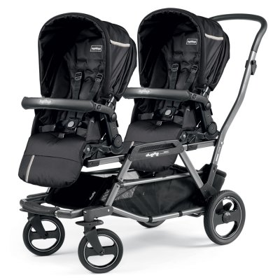 Poussette double duette pop up Peg perego