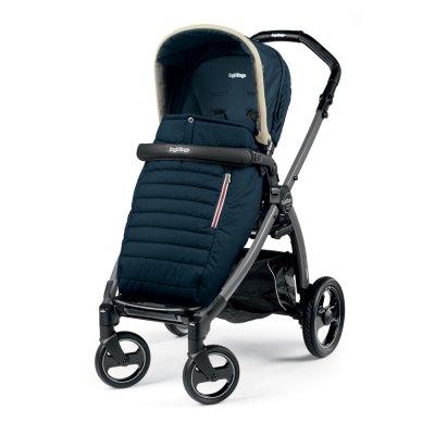 Pack poussette trio book plus s jet pop up completo breeze noir Peg perego