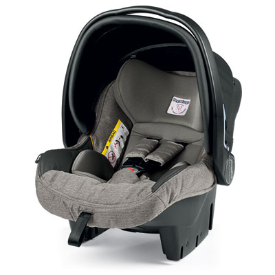 Pack poussette trio book s jet pop up completo luxe grey Peg perego