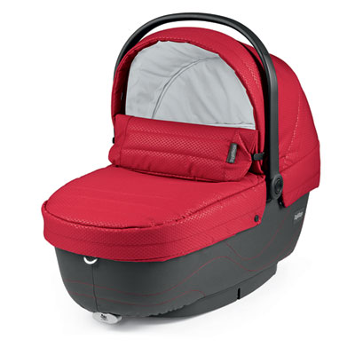 Pack poussette trio book 51 s jet pop up sportivo bloom red Peg perego