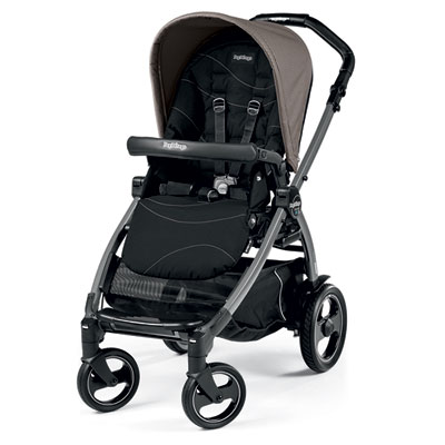 Pack poussette trio book 51 s jet pop up sportivo bloom beige Peg perego