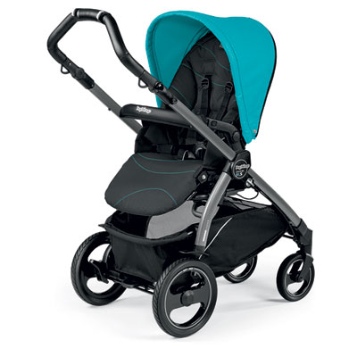 Pack poussette trio book 51 s jet pop up sportivo bloom scuba Peg perego