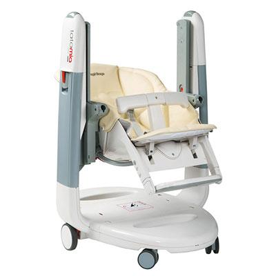 Chaise haute bébé tatamia paloma Peg perego