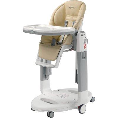 Chaise haute bébé follow me tatamia paloma Peg perego