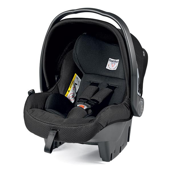 Siège auto coque bébé groupe 0 + primo viaggio sl mod black Peg perego