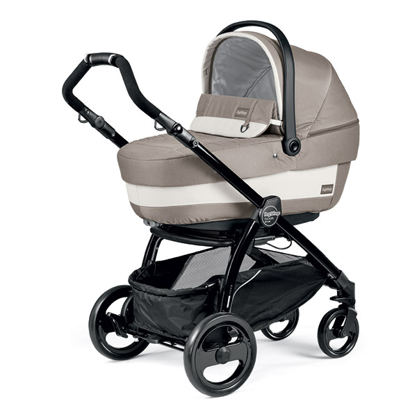 Poussette combiné trio book plus completo hamac pop up versillia Peg perego