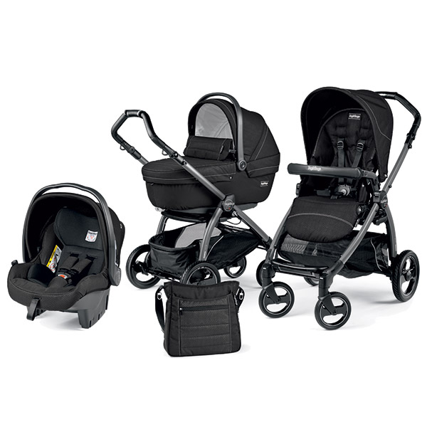 poussette combine trio peg perego prix le moins cher avec. Black Bedroom Furniture Sets. Home Design Ideas