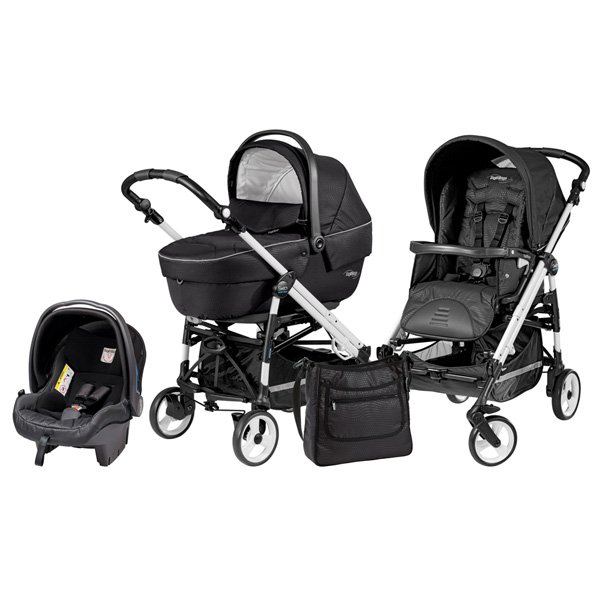 poussette trio easy drive sportivo galaxy peg perego ebay. Black Bedroom Furniture Sets. Home Design Ideas