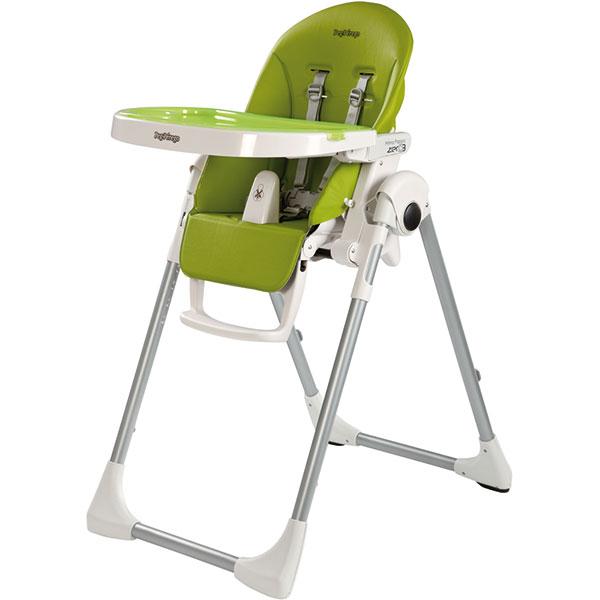 Chaise haute bébé prima pappa zero-3 mela Peg perego