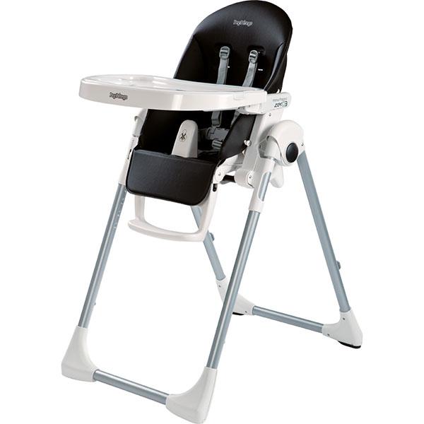 Chaise haute bébé prima pappa zero-3 licorice Peg perego