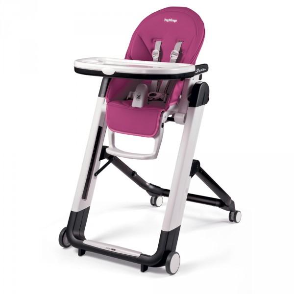 Chaise haute bébé siesta berry Peg perego