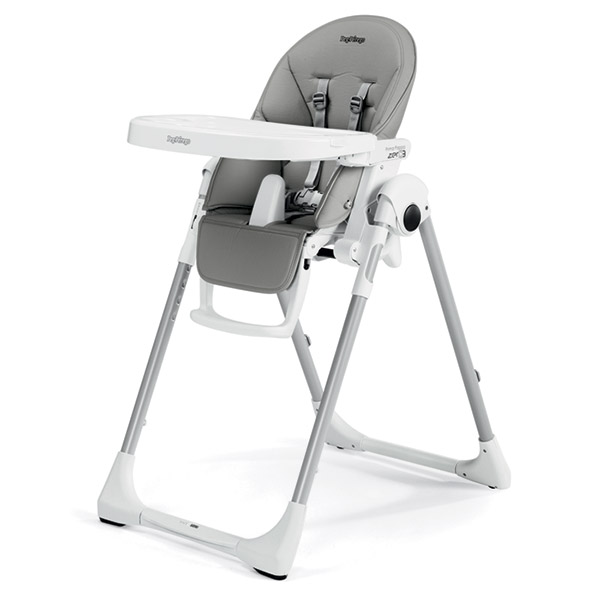 Chaise haute bébé prima pappa zero-3 ice Peg perego