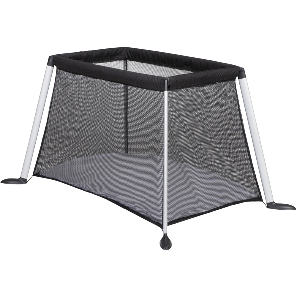 lit parapluie traveller noir version 4 de phil and teds sur allob b. Black Bedroom Furniture Sets. Home Design Ideas