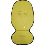 Coussin assise principale cushy ride jaune pour poussette vibe ou verve pas cher