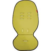 Kit confort coussin assise principale cushy ride jaune pour poussette vibe ou verve