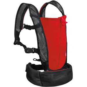 Porte bébé ventral airlight scarlet