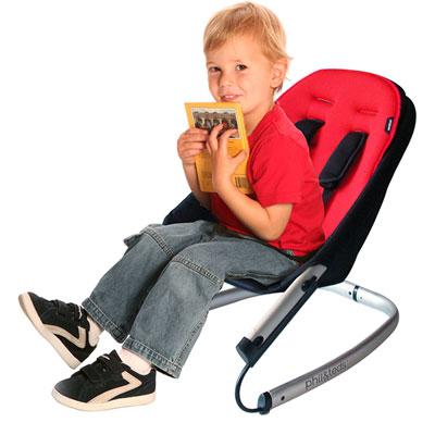 Adaptateur pour transat bébé lazy ted pour second siège vibe Phil and teds